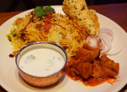 biryani chicken