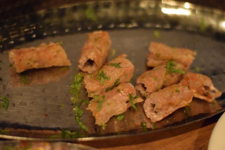 Chicken Sheekh Kebab